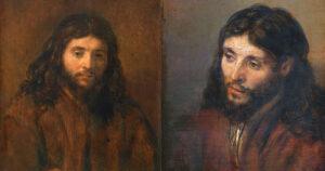 Rembrandtovy portréty Ježíše