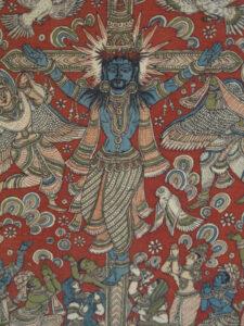 Indický obraz Ježíše